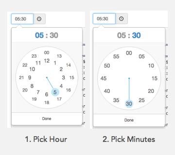 clock-widget-picking